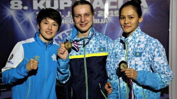 Қазақстан Азия чемпионатында 8 алтынмен рекорд жаңартты