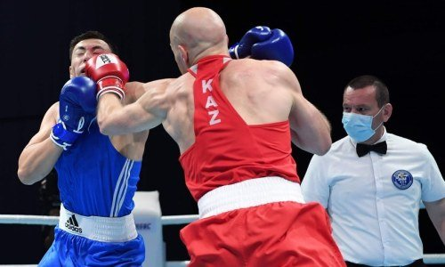 Бокстан Қазақстан ерлер құрамасы Азия чемпионатын алтынсыз аяқтады