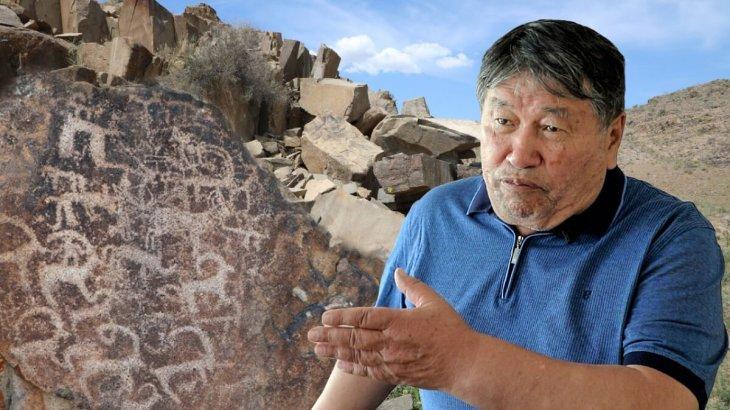«Таңбалы тастар жойылып барады»: экс-әкім Алматы облысындағы тарихи орынға зауыт салып алған