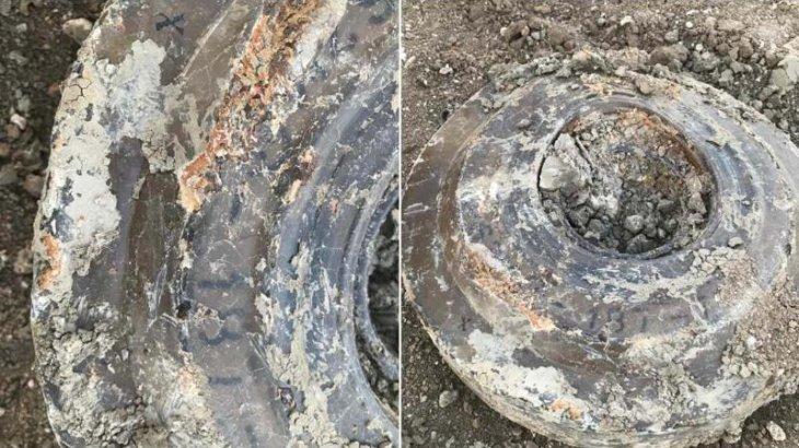 «Металл дегені мина боп шықты»: Ақмолада КСРО кезінен қалған жарылғыш зат табылды