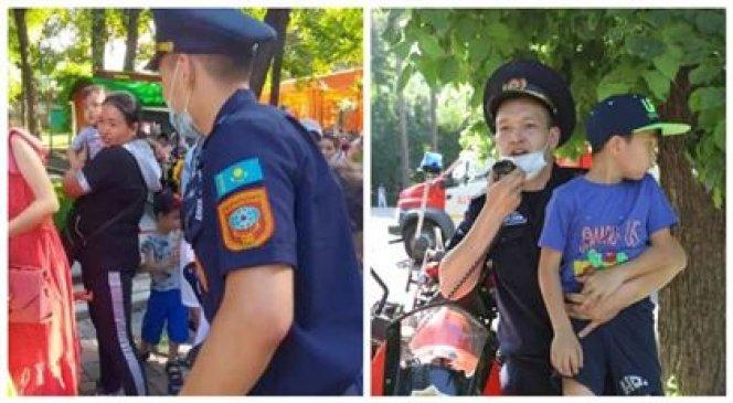 1 маусымда Алматы саябағында 15 бала жоғалып кеткен