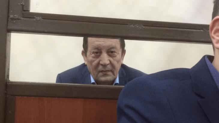 Астана соты Ислам Әбішевті мерзімінен бұрын бостандыққа шығарды