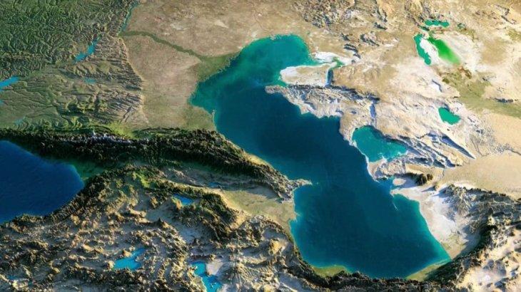 Каспий теңізінің су деңгейі төмендеп барады