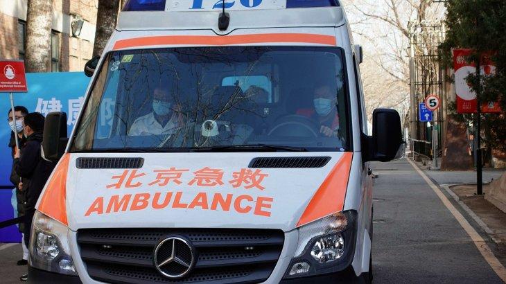 Қытайда жолаушылар пойызы тоғыз адамды мыжып кетті