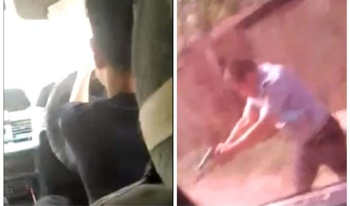 Полицей 14 жастағы жасөспірім жүргізген көлікке оқ атты