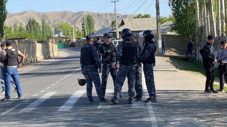 Қырғызстан мен Тәжікстан шекарадан әскерлерін шығарды