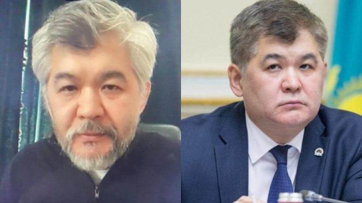 Прокурор Біртановты үйқамақта ұстау мерзімін тағы ұзартуды ұсынды