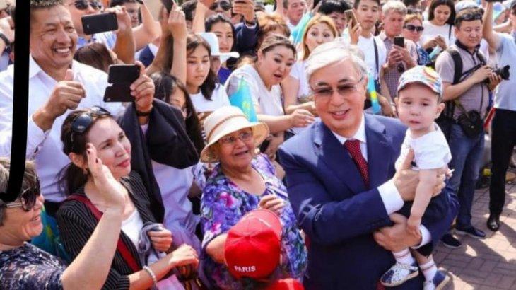 Президенттің екі жылы: Қазақстандағы реформаларға оң баға беріліп жатыр