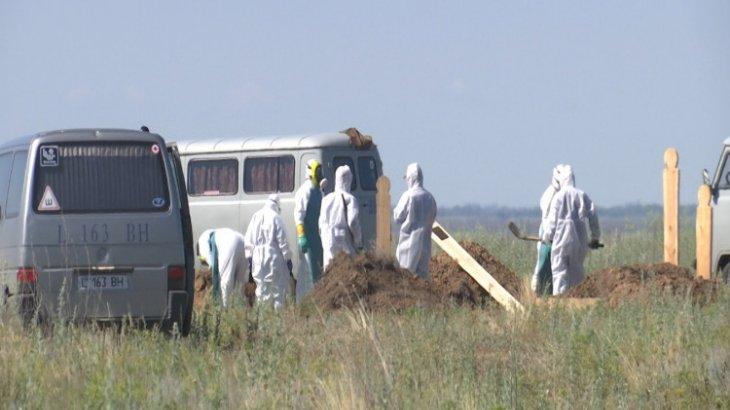 Министрлік коронавирустан қайтқан 2 мыңға жуық марқұмды неге есепке қоспаған?