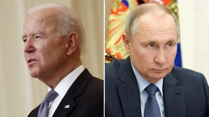 Бүгін АҚШ президенті Джо Байден мен Ресей басшысы Владимир Путин кездеседі