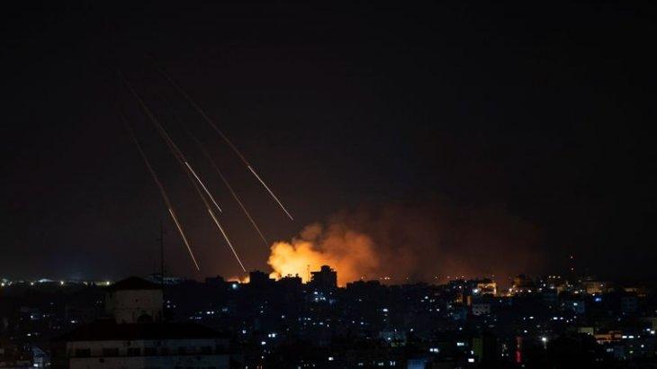 Израиль Газадағы нысандарды тағы да атқылады
