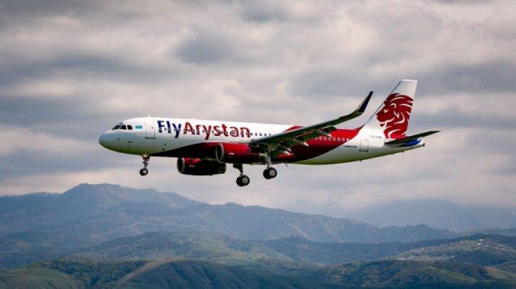 Түркістан-Ташкент бағытында жаңа әуе рейсі ашылды