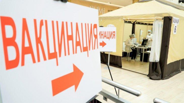 Астанада вакцина алғандар арасында автокөлік ойнатылады