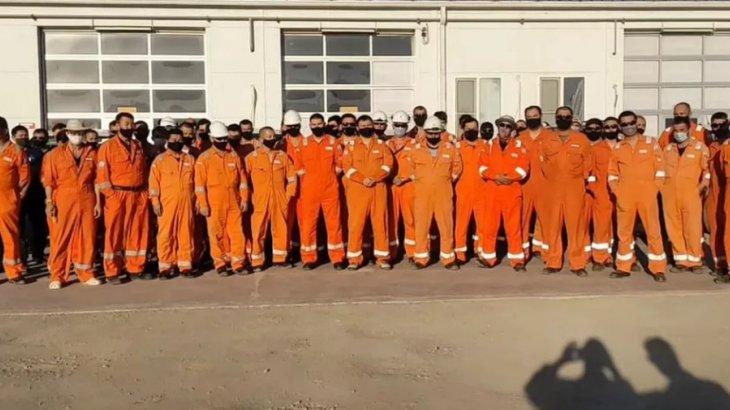 Маңғыстау мұнайшылары Президенттен араша сұрайды (ВИДЕО)