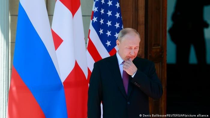 ЕО елдері Путинді саммитке шақырудан бас тартты