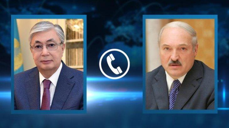 Қазақстан мен Беларусь Президенттері көпжақты ынтымақтастықты нығайту перспективасын талқылады
