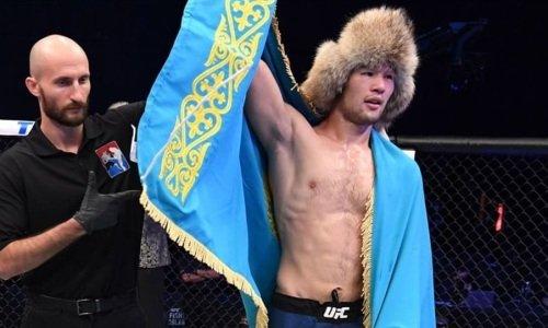 Қылқындыру әдісімен жеңді: Шавкат Рахмонов UFC-дегі екінші жекпе-жегінде жеңіске жетті ( ВИДЕО)