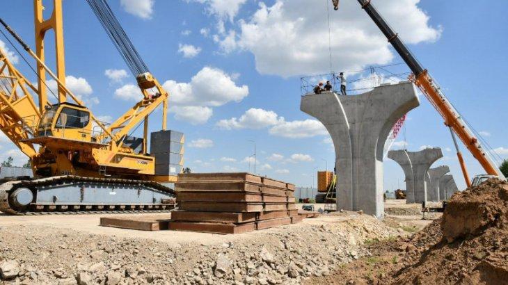 Астанада LRT құрылысы жанданды