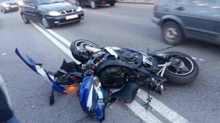 Адам қағып өлтіріп, қашып кеткен мотоцикл жүргізушісі ұсталды
