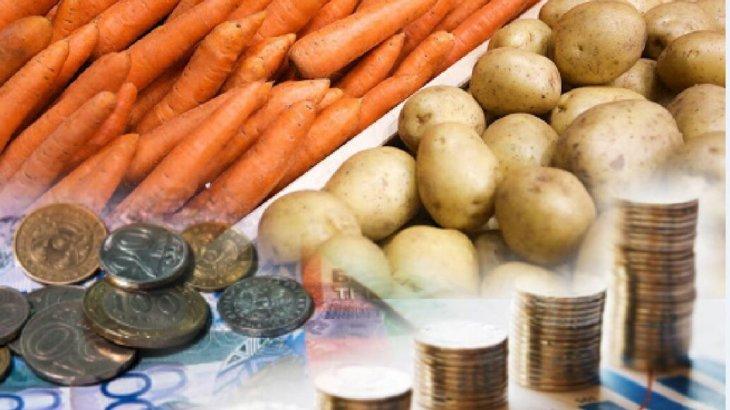 Ел үкіметі жыл басында шетелге 68 мың тонна картопты келісін 34 теңгеден сатып жіберген