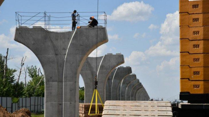Нұр-Сұлтанда LRT құрылысы ресми түрде қайта басталды