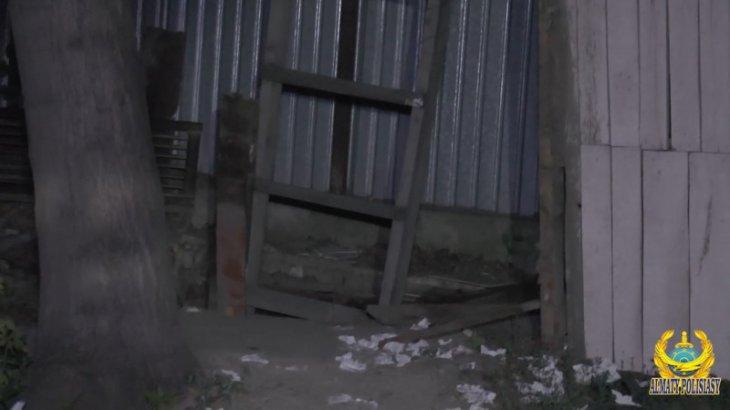 Алматыда әжетхана құдығына батып кеткендер оқиғасының мән-жайы айтылды