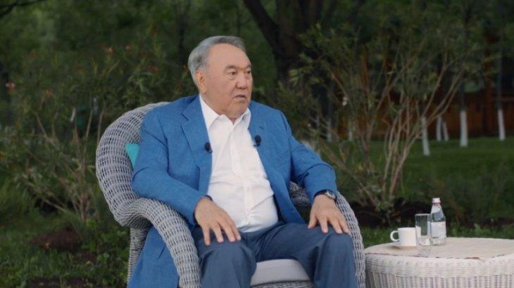 «Бізге сырттан ешкім ештеңені сыйға тартқан жоқ»: Назарбаев орыс шовинистерінің солтүстік өңірлер туралы мәлімдемелеріне жауап берді