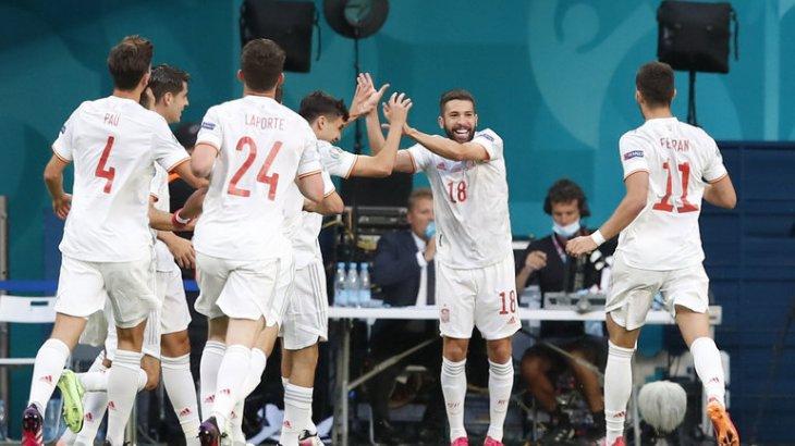EURO-2020: Испания жартылай финалға шықты