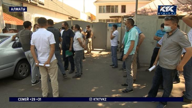 Қытайлық инвестор қазақстандық жұмысшыларды сырттай жұмыстан шығарып жіберген