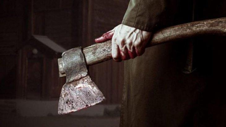 Қостанайда әкесі жұмысына келген ұлының басынан балтамен ұрып өлтірді