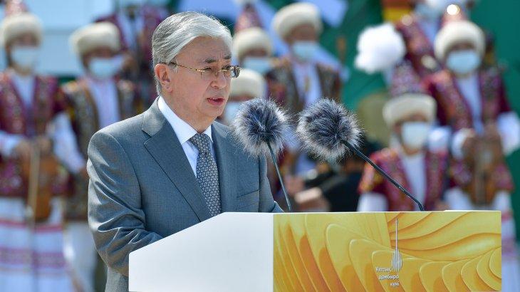 Президент: Домбыра – қазақтың жаны