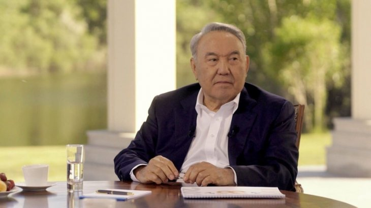 «Тағдырымды бәйгеге тіктім»: Назарбаев астана туралы ойын айтты