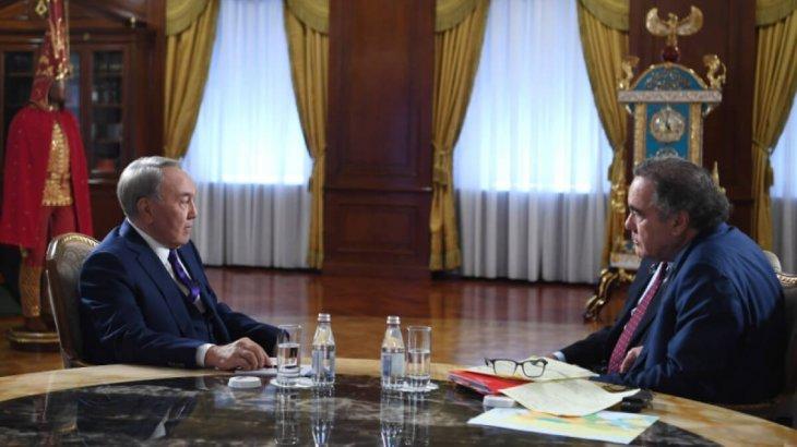 «Назарбаев туралы фильмім - өмірімдегі ең жақсы жұмысымның бірі» - режиссер