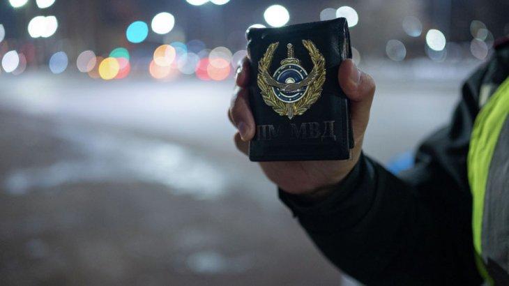 Қапшағайда ерсі қылық көрсеткен полицейдің ісі тексерілуде