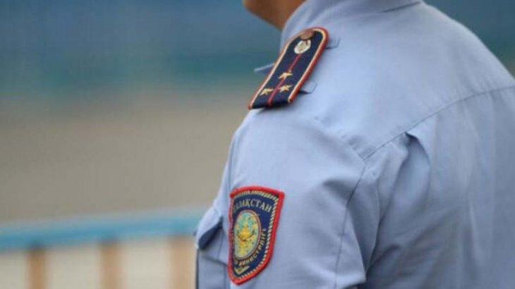Ақсуда полиция майорының мәйіті табылды