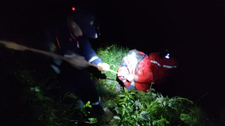 Алматы тауларында адасып кеткен туристер құтқарылды