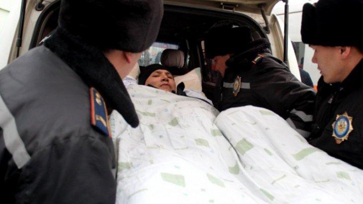 Таразда бес жыл бұрын атыс кезінде жараланған полицей қайтыс болды