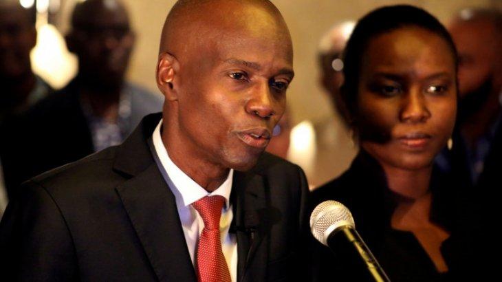 Гаити президентін өлтіріп кетті