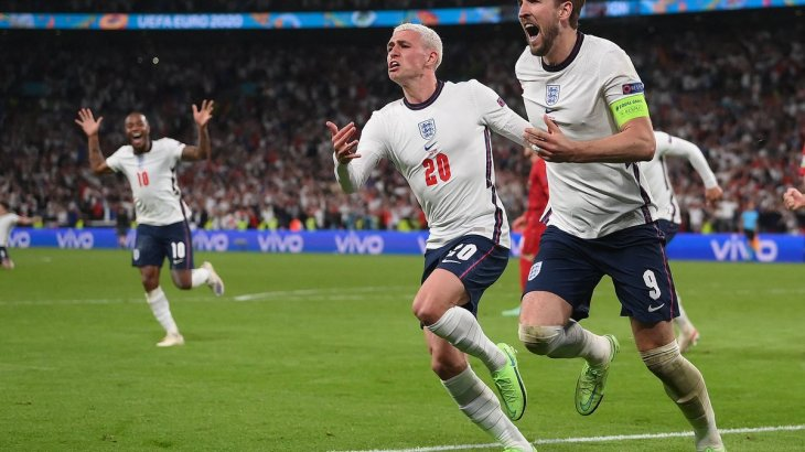 EURO-2020: Англия өзінің тарихында алғаш рет финалға шықты