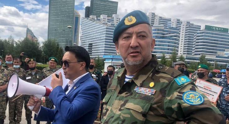 «Ел тірегінің» орынбасары ұсталды, бұл – саяси репрессия» - Нұржан Әлтаев