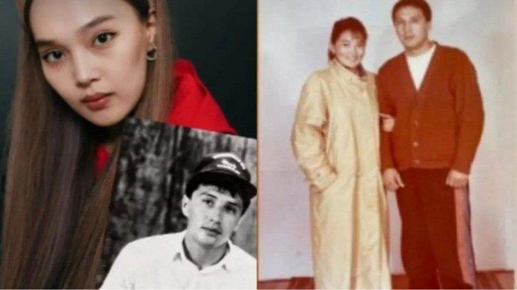 «Ешкім көрмеген»: Айжұлдыз Адайбекова алғаш рет өзінің туған әкесін көрсетті (ФОТО)