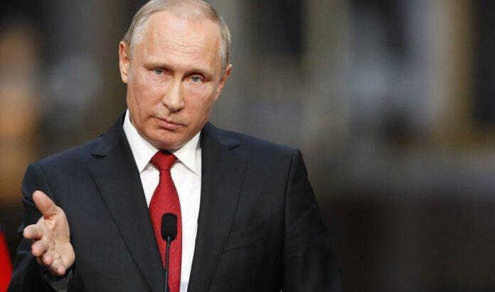 «Путин – қорқынышты фильмдердің режиссері!» - публицист