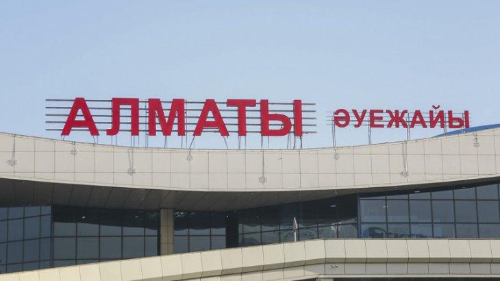 Алматы әуежайы жолаушыларға үндеу жасады