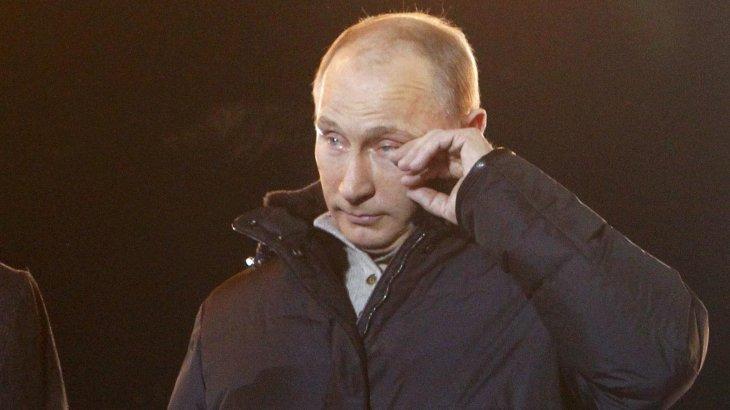 «Біздің жерді қолтығына қыса кетті»: Путин баяғы әуеніне қайта басты