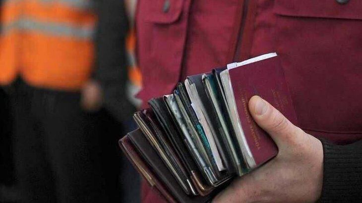 Жамбылда заңсыз жүрген 35 шетел азаматы елден қуылды