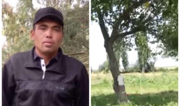 Жамбыл облысында әйелі көзіне шөп салған ер адам асылып қалды