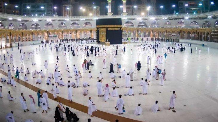Сауд Арабиясында қажылық басталды