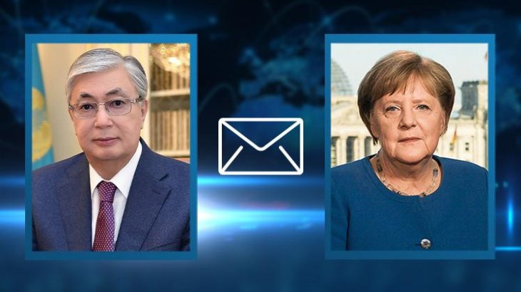 Мемлекет басшысы Германия халқына көңіл айтты