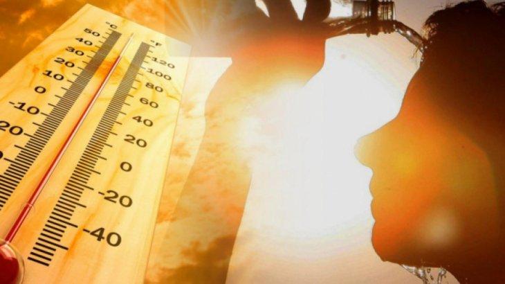 Еліміздің кейбір өңірінде 40 градусқа дейін аптап болады