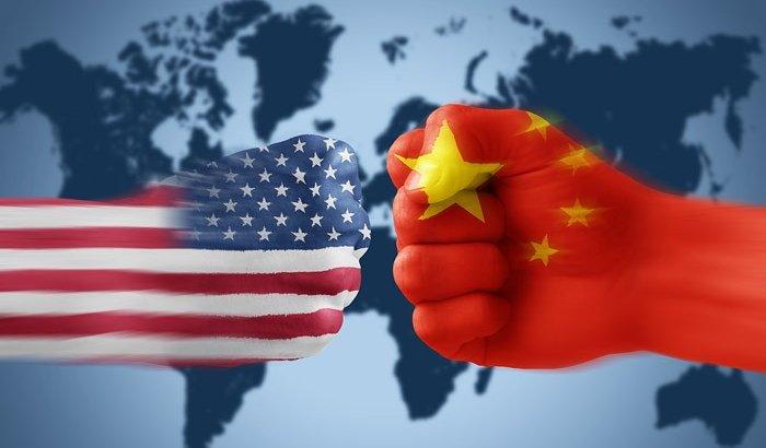АҚШ Қытайдың бірқатар шенеунігіне санкция салды